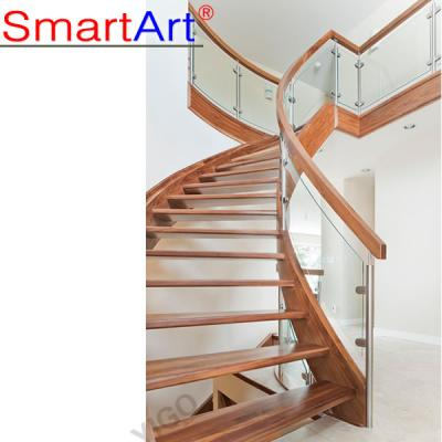 Indoor staircase designs  circular staircase  curved staircase  detail...