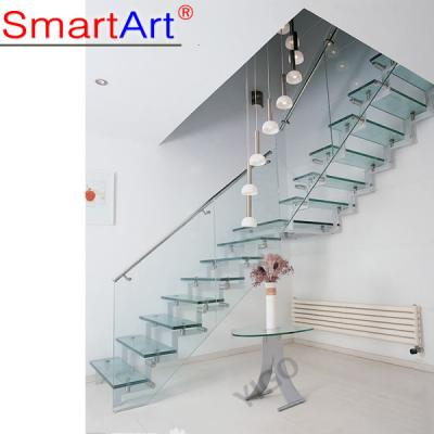 Steel staircase railing good quality staircase balustrade hot sale