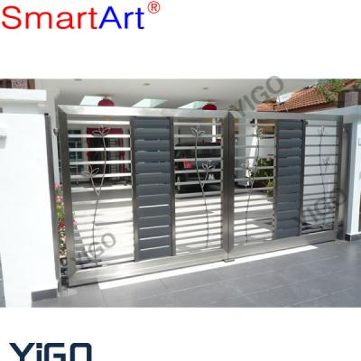 Stainless steel gate stainless door house door house gate