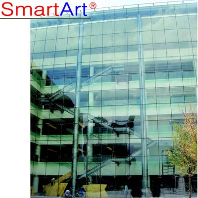 Glass divider partition wall glass building glass wall