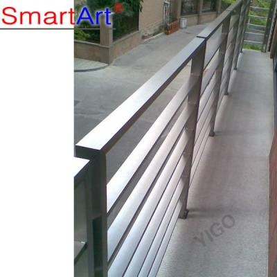 Hot selling stainless steel railing price/lowes porch railings with ce...