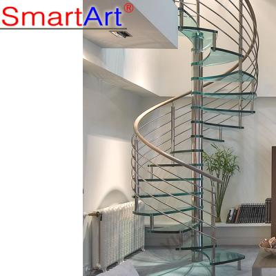 High demand AISI 304 Circular Staircase
