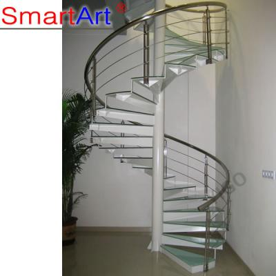 Manufacturer Iron Helix Staircase
