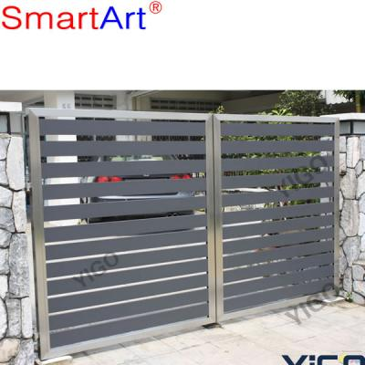 House main gate designs steel gate design